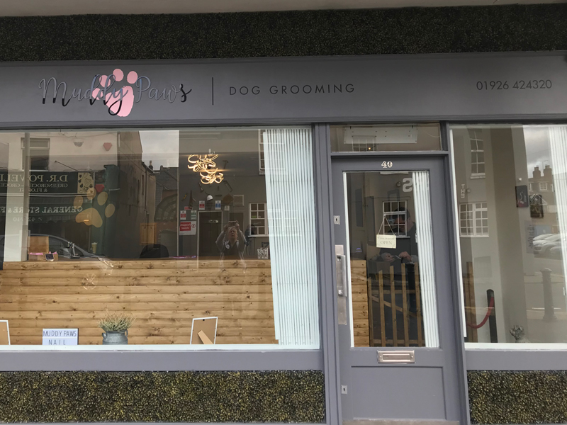 Muddy Paws Dog Grooming